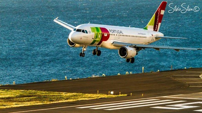 madeira-azory.cz / Letecká společnost TAP Air Portugal