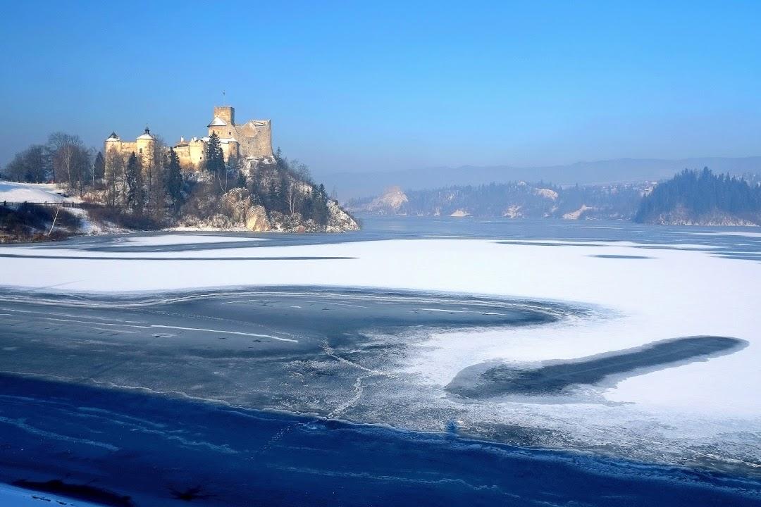 Zámek Dunajec